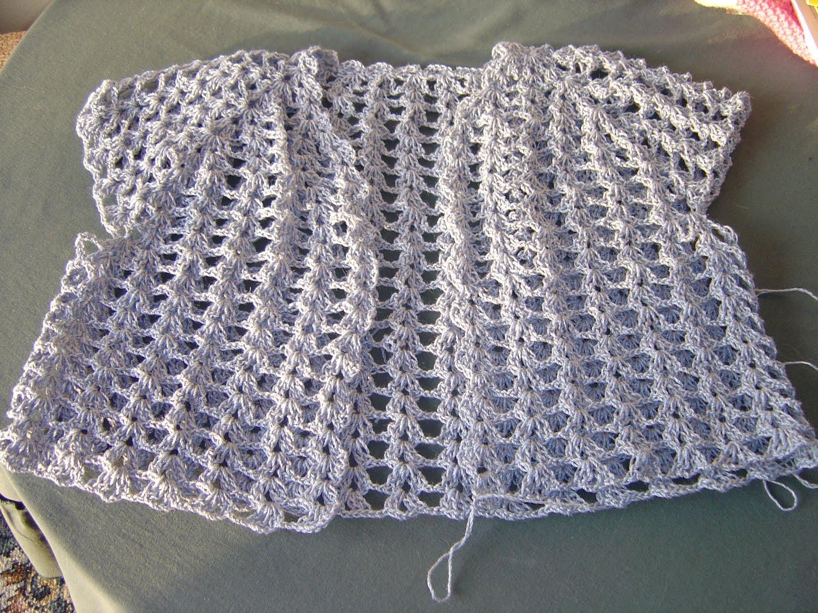 LONG CROCHET DUSTER PATTERN ? Easy Crochet Patterns