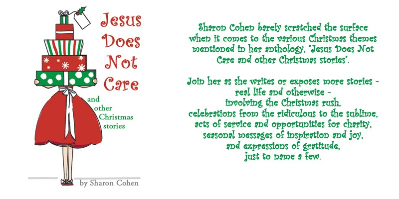 Jesus Does Not Care and other Christmas stories