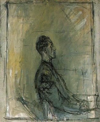 pintura giacometti peinture painting