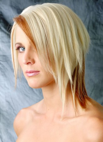 funky hairstyles pictures. makeup Funky Hairstyle Medium