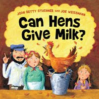 Can Hens Give Milk