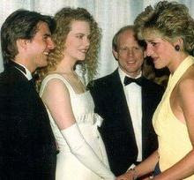 1992 - MEETING ROYALTY