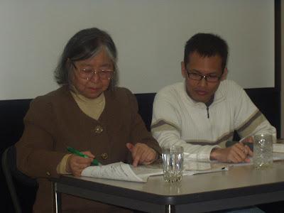 Seminar di Tokyo University of Foreign Studies. Foto oleh Ratih Kumala.
