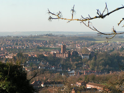 bridgnorth town