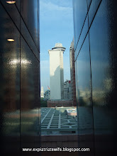 View from Wisma Atria, Singapore