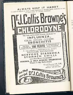 image vintage chlorodyne advertisement j collis browne