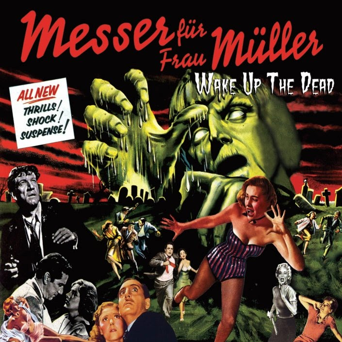 Messer für frau müller wake up the dead 2008