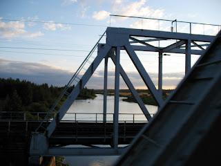 водный сплав по рекам Кольского полуострова