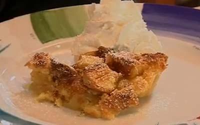 Ricetta Torta Pandoro Crumble