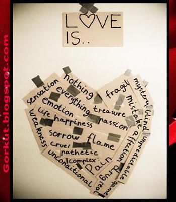 Love scraps