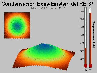Resultado de imagen de La condensación de Bose-Einstein