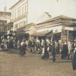 Vilnius à la fin du 19ème
