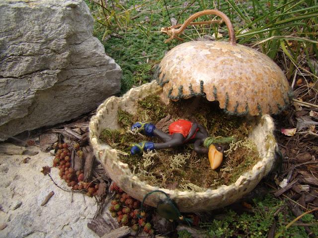 A Gourd Nest