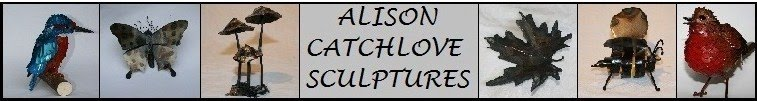 Alison Catchlove Sculptures