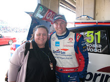 My favourite V8 supercar driver...such a sweet heart!