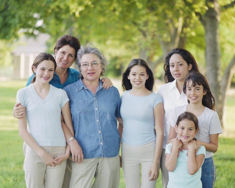 Girls family pics 77