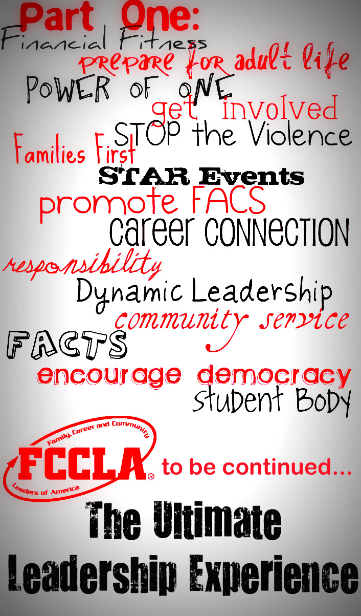 Baker High School Clubs Amp Organizations Fccla Family