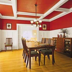 living livelier light walls dark ceilings. Black Bedroom Furniture Sets. Home Design Ideas