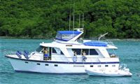 Charter SHINING STAR in the Virgin Islands