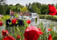 Cruise the French waterways. Contact ParadiseConnections.com to book a barging vacation