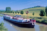 Book now for FREE TGV. Barge Napoleon and Barge Hirondelle. Contact Paradise Connections for details