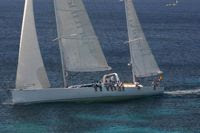 Feeling competitive? Charter yacht FORTUNA for Antigua Race Week or how about a transatlantic passage - Contact ParadiseConnections.com