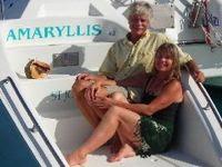 Caribbean charter catamaran Amaryllis - Contact ParadiseConnections.com to plan your sailing vacation