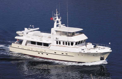 Charter Yacht Tivoli in New England this summer with ParadiseConnections.com Yacht Charters