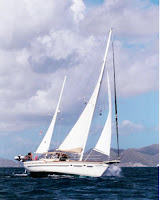 Charter yacht Blithe Spirit in the Caribbean with ParadiseConnections.com