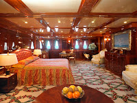 SS DELPHINE - Master Stateroom - Contact ParadiseConnections.com