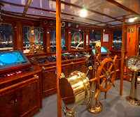 SS DELPHINE - Pilot House - Contact ParadiseConnections.com
