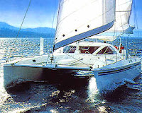 Contact ParadiseConnections.com to charter catamaran MAROLANGA