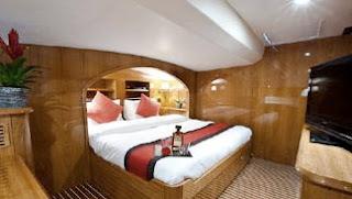 Catamaran Bella Principessa - master cabin