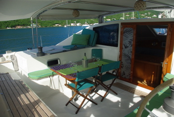Cozy Yacht News From Charter Catamaran Amaryllis