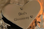Dini's Giveaway