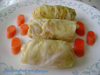 Urkranian stuffed cabbage recipe