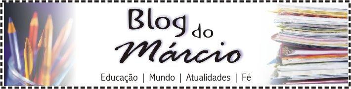 Márcio's Blog - O diário, não tão diário dAlegria : )