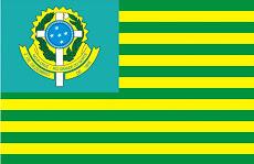 Bandeira de Nova Cruz