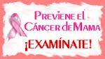 Previene el Cancer de mama