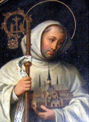St. Bernard of Clairvaux