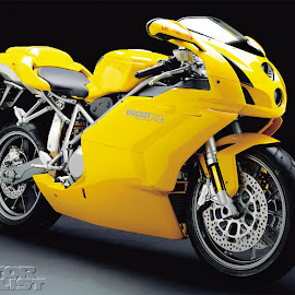 Motor Ducati Super Keren