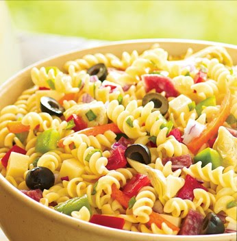 What 39 S For Lunch Gluten Free Italian Pasta Salad Back