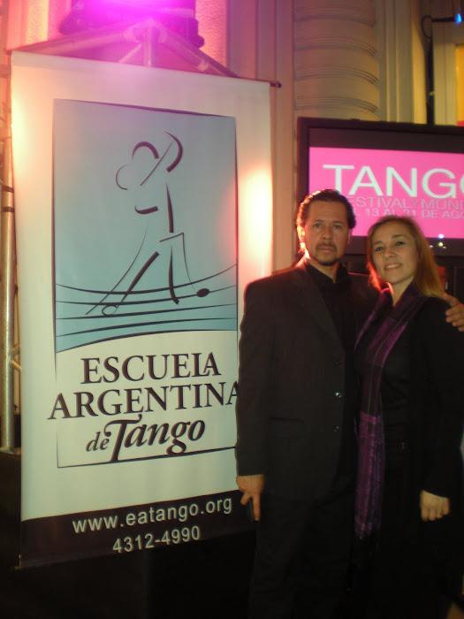 Festival y Mundial de Tango 2010