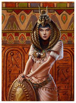 Diosas de Egipto
