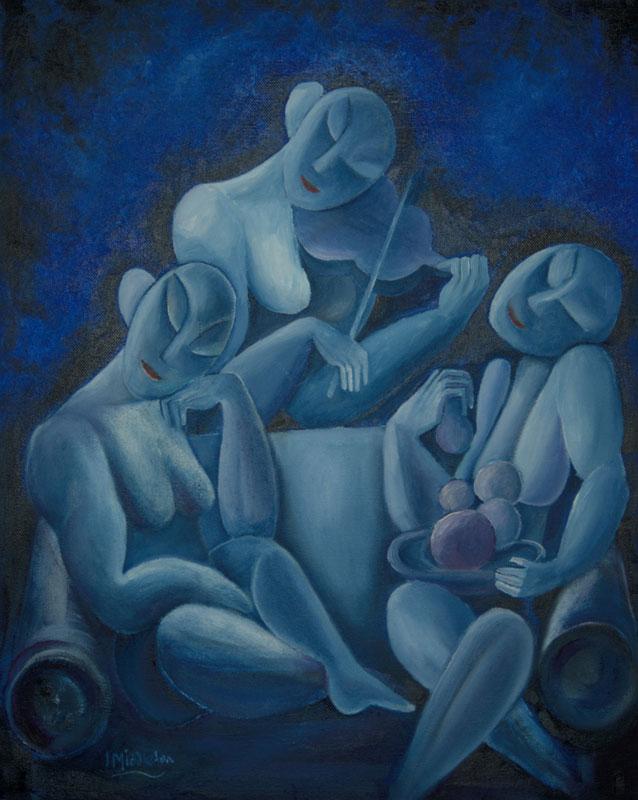 Picassos Blue Period - Wikipedia