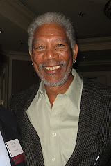 US-Superstars: Morgan Freeman, Academy Award-winning  actor and film director (2006)