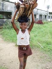 Mädchen aus Madagaskar
