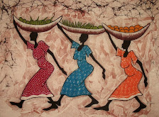 Gegenwartskunst aus Afrika
