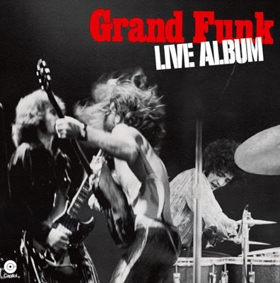 grand funk railroad live album 1970