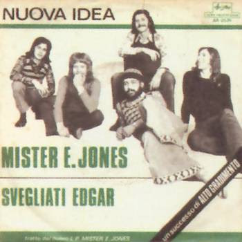 Nuova Idea Mr E. Jones 04